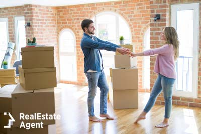 renting their first apartment