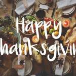 happy thanksgiving day dinner ideas