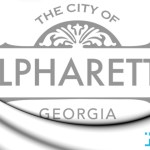emblem of alpharetta georgia