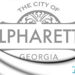 emblem of alpharetta georgia