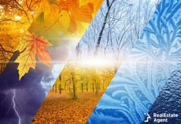 nature seasonal background