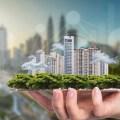 business smart city concept
