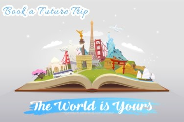 travel to world book