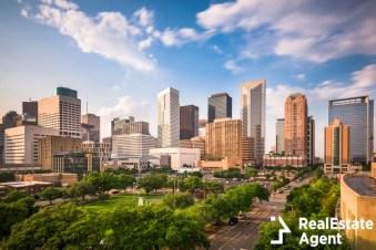 houston texas usa downtown