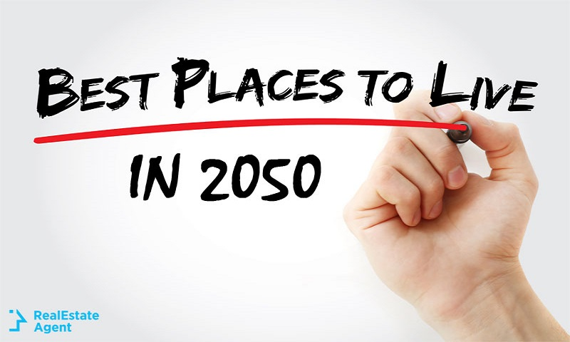 best places to live in 2050
