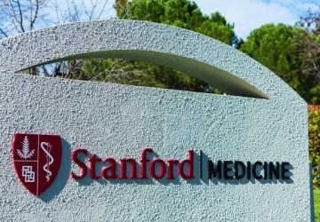 standford medicine sign