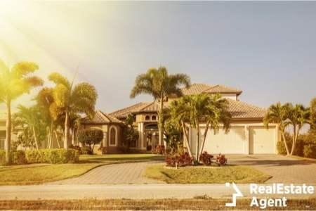 single family house in south florida