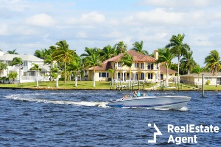 cape coral florida waterfront property