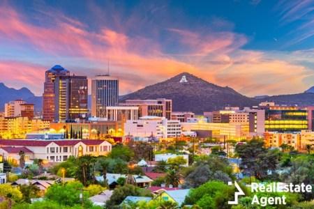 tucson arizona usa downtown