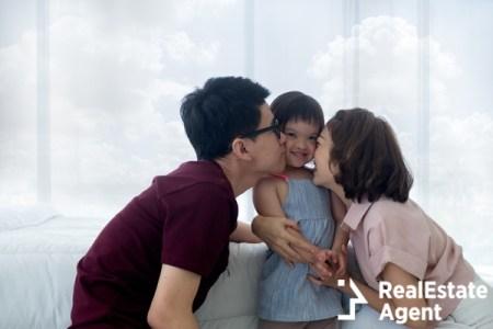 happy family moments
