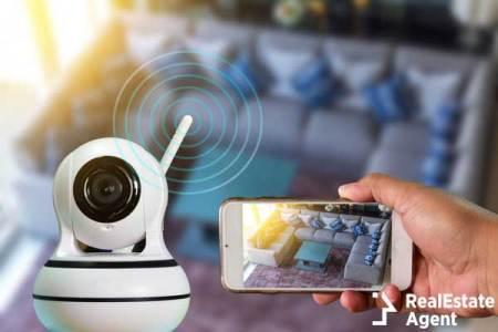 robot cctv camera