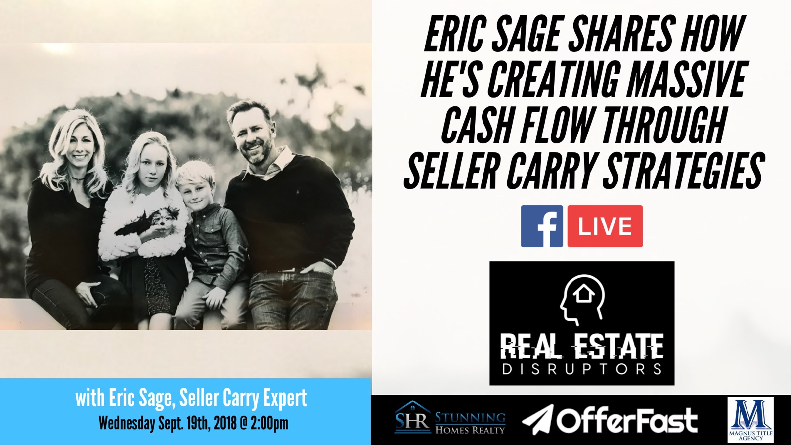 Interview with Eric Sage