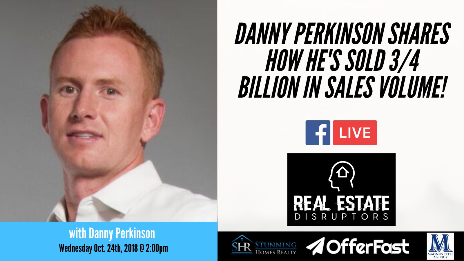 Interview with Danny Perkinson
