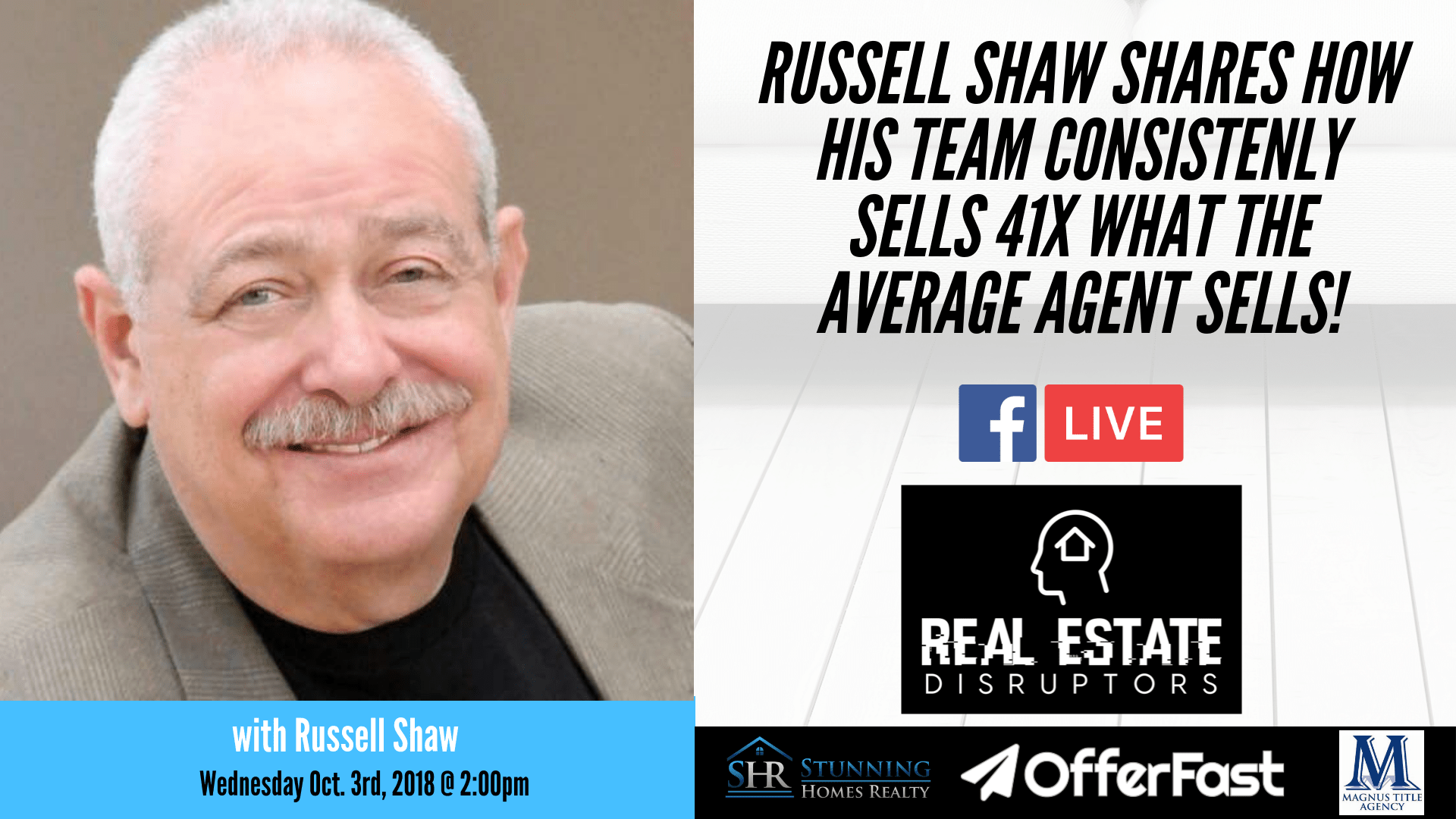 Interview with Russell Shaw