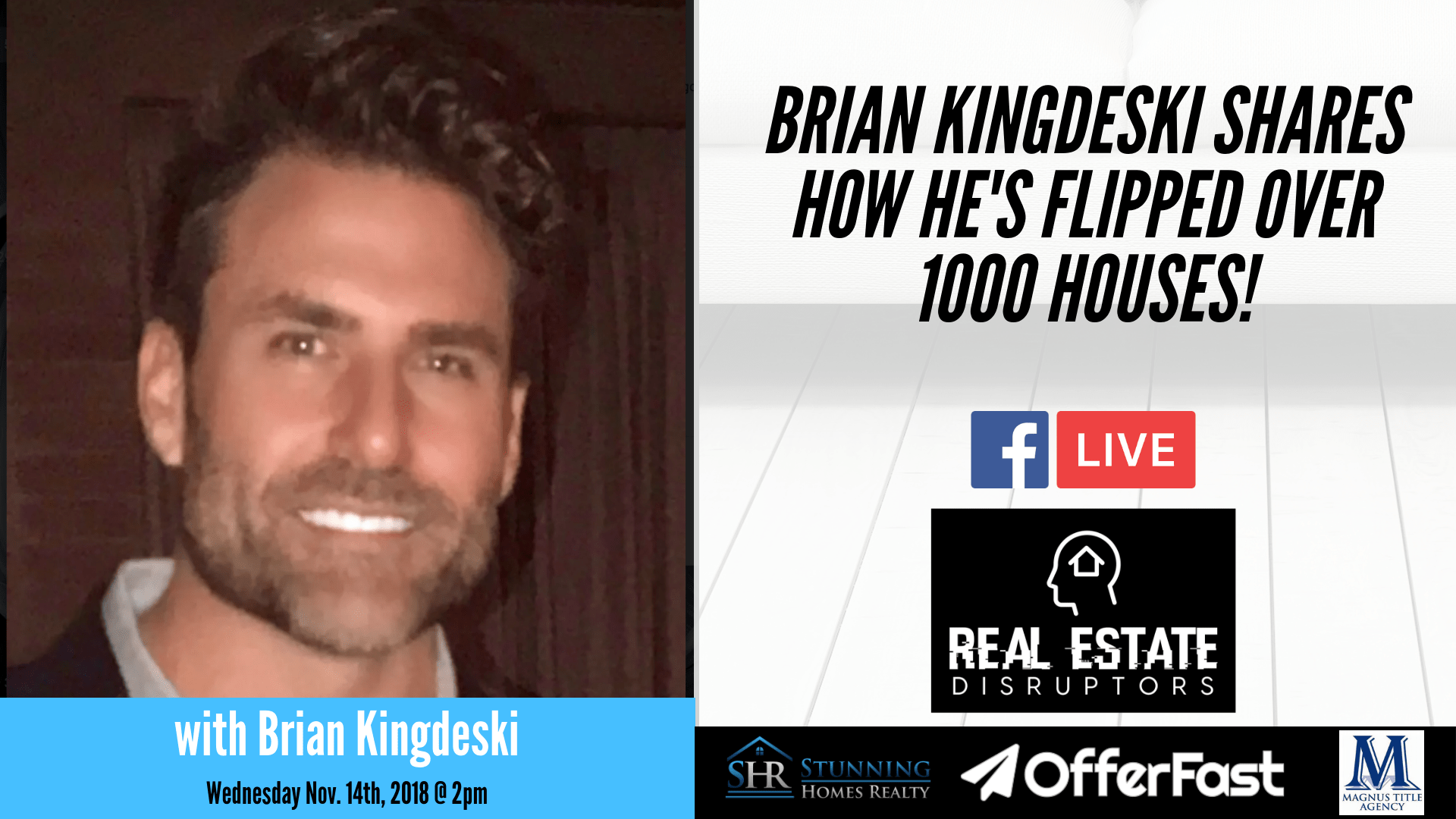 Interview with Brian Kingdeski