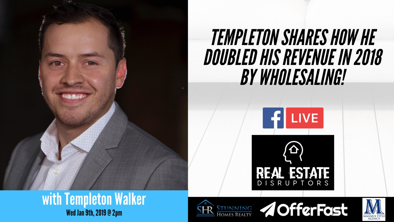 Interview with Templeton Walker