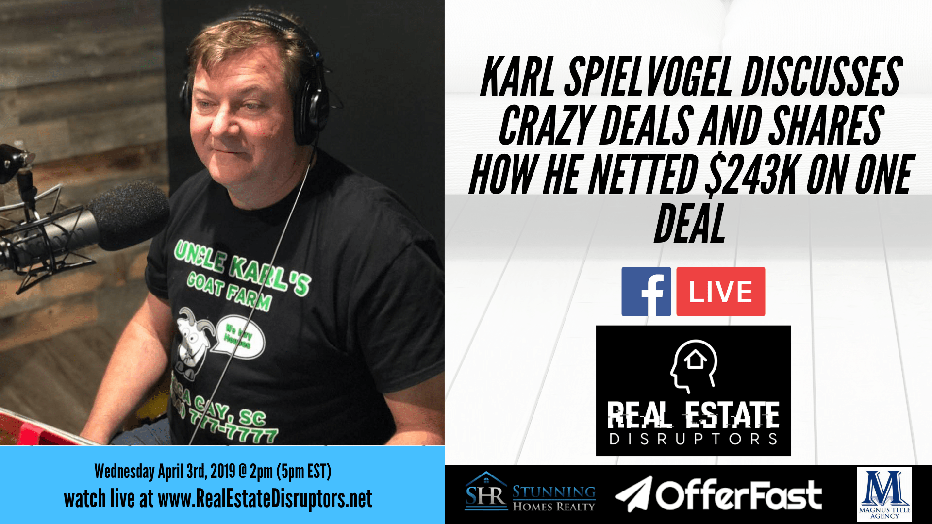 Karl Spielvogel Shares How Specialing Crazy Deals Turns into $200k Assignment Fees