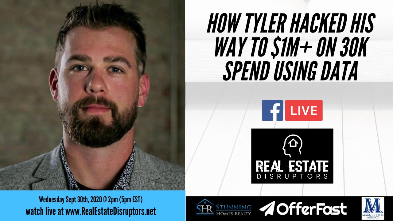 $1,000,000+ in Revenue with Only $30k in Marketing? How Tyler Austin Hacks Data For High Margins.