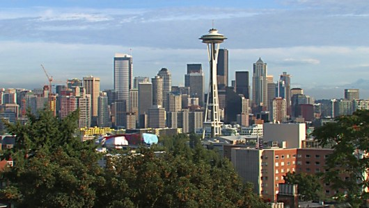 Welcome to Seattle – the Emerald City