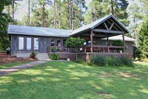Lake Martin cabin for sale in Sandy Creek.