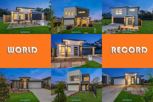 Real Estate Photographer World Record