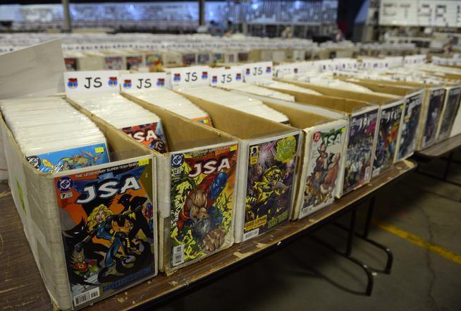 Mile High Comics plans HQ sale, thanks legal pot for real estate value