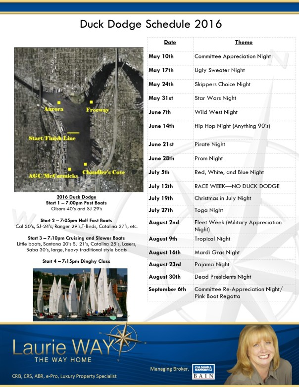 Duck-Dodge-Mailer-2016-PAGE-2 Lake Union Duck Dodge 2016 Schedule