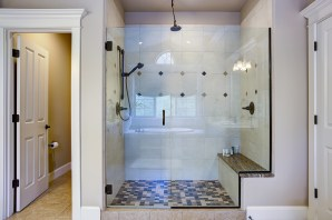 bathrm-master-shower-2ndflr Laurie Way Announces | Dumas Bay - Federal Way | 2824 SW 302nd Place, Federal Way WA 98023