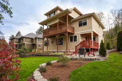 house-back Laurie Way Announces | Dumas Bay - Federal Way | 2824 SW 302nd Place, Federal Way WA 98023