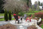 house-backyard-seating Laurie Way Announces | Dumas Bay - Federal Way | 2824 SW 302nd Place, Federal Way WA 98023