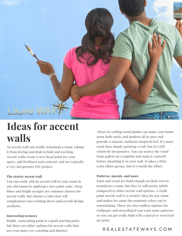 Ideas-for-accent-walls Ideas for accent walls