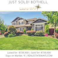 JUST-SOLD-BOTHELL Recently Sold by Laurie!