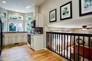 kitchen-downstairs Laurie Announces | Everett Tri-Level | 6 109th Place SE