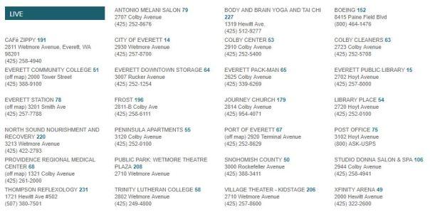 Live-Everett Everett