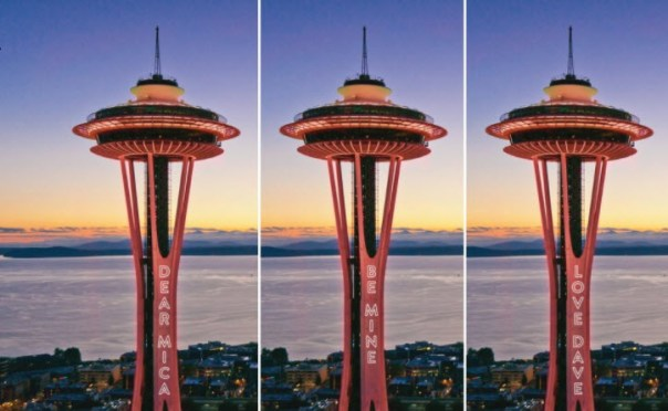 space-needle Want to score big with your loved one on Valentine's Day?