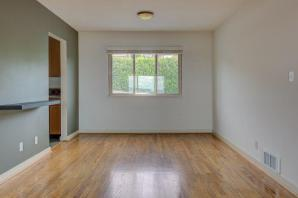 5-DINING-ROOM LAURIE WAY ANNOUNCES | MID CENTURY MODERN CONDO FOR SALE | 330 W OLYMPIC PL #404