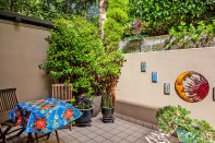patio1 Laurie Way Announces - Inner City Oasis - 613 E Highland Drive #3