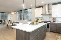 kitchen-dining-living West Seattle Modern | 8141 Delridge Way SW