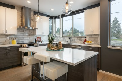 kitchen-island JUST LISTED | WEST SEATTLE MODERN