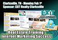 Clarksville TN Real Estate Training: Internet Marketing Success - Seminar Designed by Key Yessaad