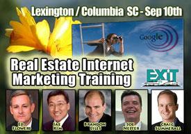Columbia Lexington SC Real Estate Internet Marketing Strategy Training by Key Yessaad