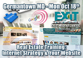 Germantown Real Estate Web Strategy Training