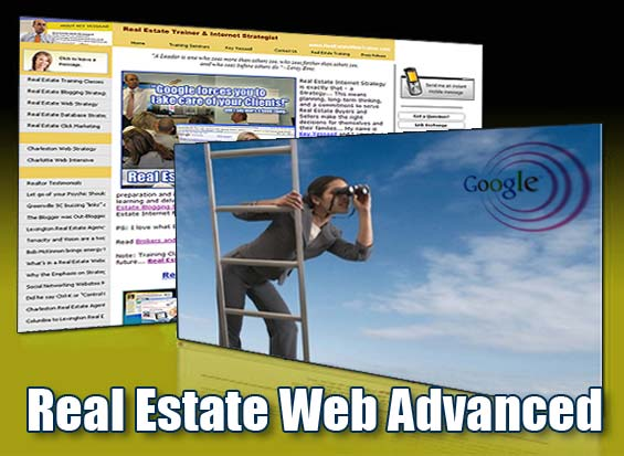 Real Estate Web Advanced Training - Google Visibility and Links, Links, Links