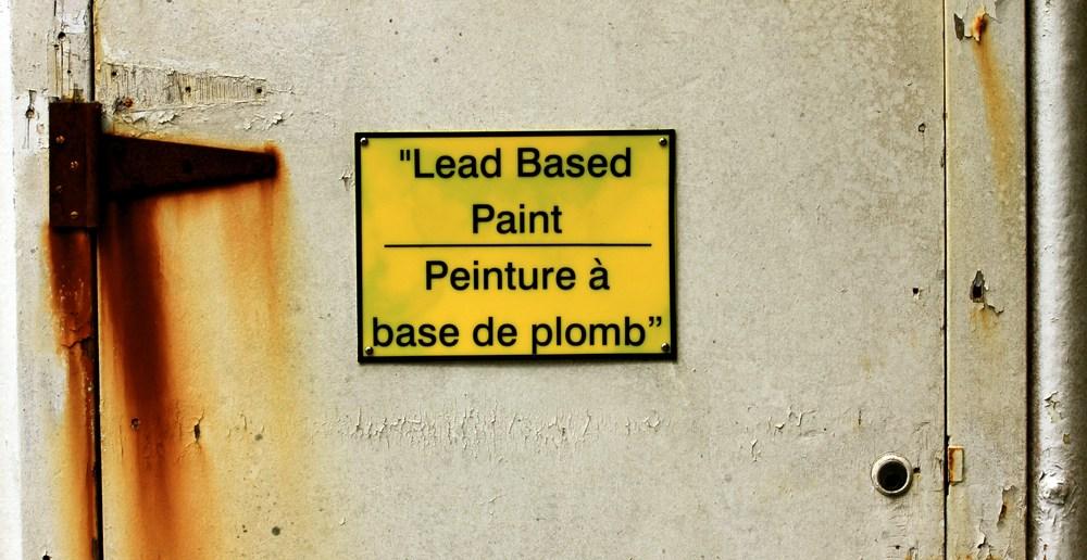 Lead Paint Test