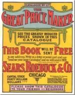 Sears 1908 catalogue