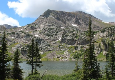 Awesome Backpacking in Rawah Wilderness