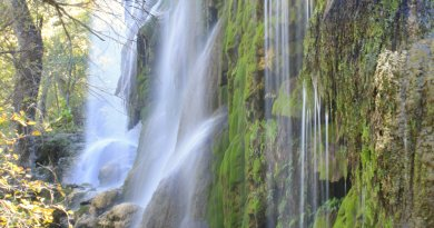 Gorman Falls, Colorado Bend State Park