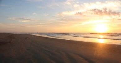 Beautiful Louisiana Coastal Sunrise