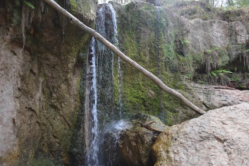 Tunica Falls, Clark Creek Natural Area