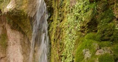 Clark Creek, Tunica Falls